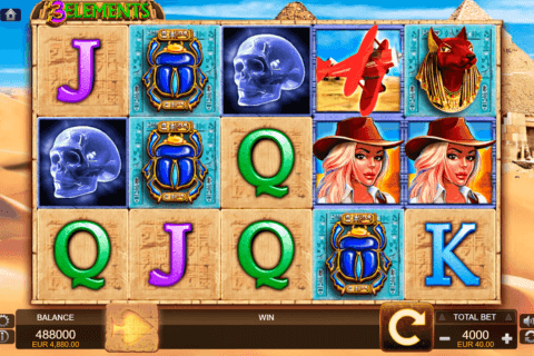 3 ELEMENTS FUGA GAMING CASINO SLOTS