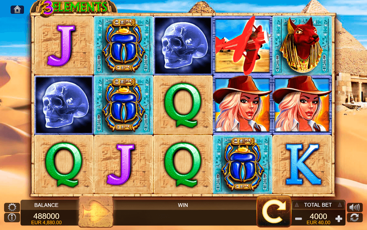 Play 3 Elements free video slot game from FUGA Gaming without the need to register, download or install anything.Yazıkonak