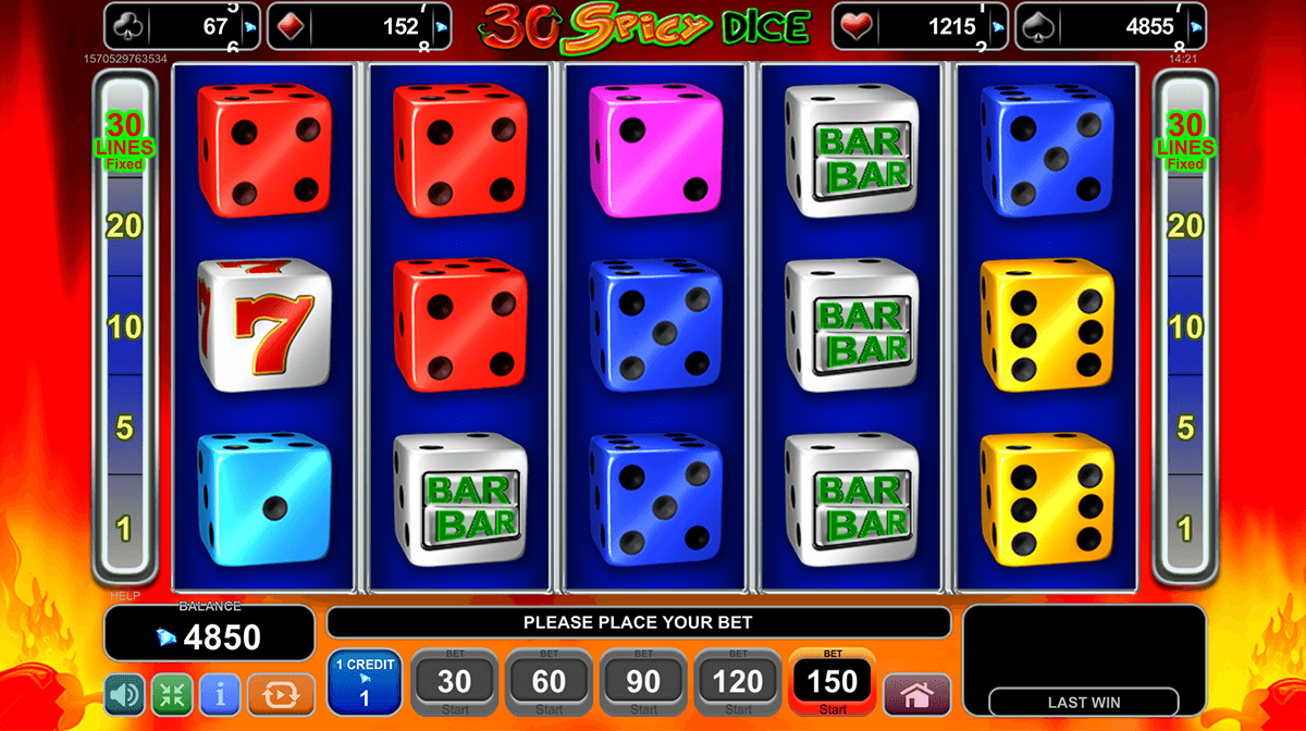 Dice of Ra Slot Machine - Play EGT Games for Fun Online