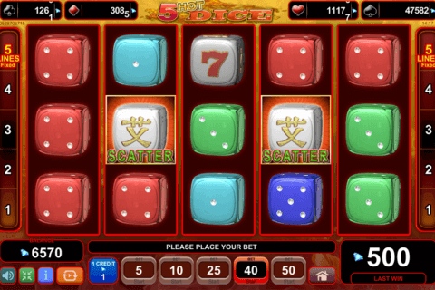 5 hot dice egt casino slots