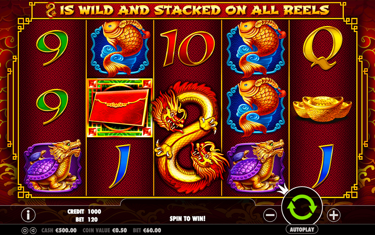 Mystic Dragon Slot - Play Real Casino Slots Online