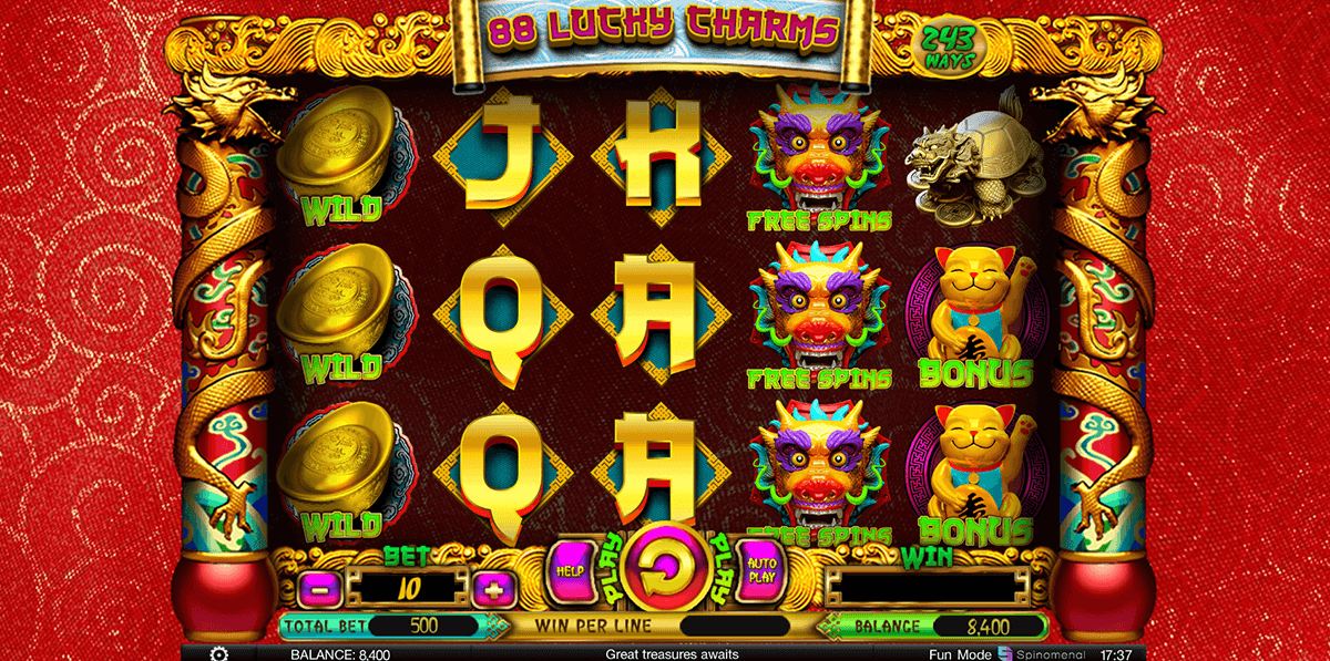 Lucky 88 Slots - Free Play & Real Money Casino Slots