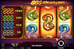 888 DRAGONS PRAGMATIC CASINO SLOTS