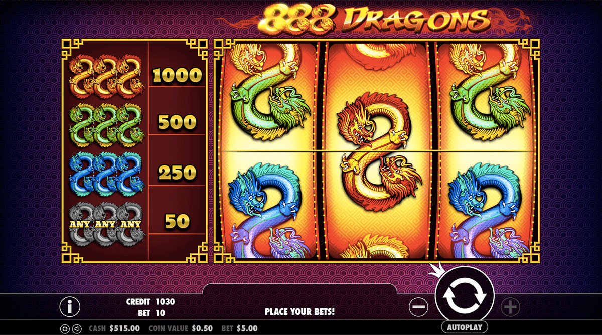 free slot machine games 888