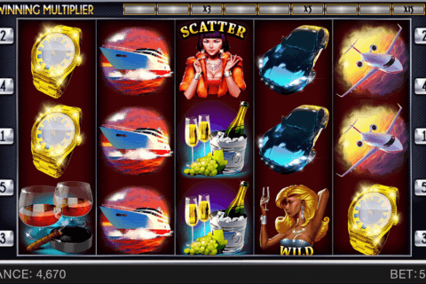 9 FIGURES CLUB SPINOMENAL CASINO SLOTS