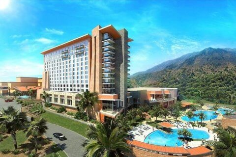 CALIFORNIAN TRIBAL CASINOS SAFETY REQUIREMENTS