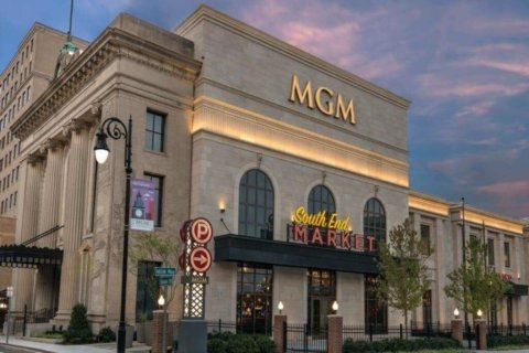 MGM SPRINGFIELD CASINO HAS WORST MONTH EVER AMID PANDEMIC LIMITS