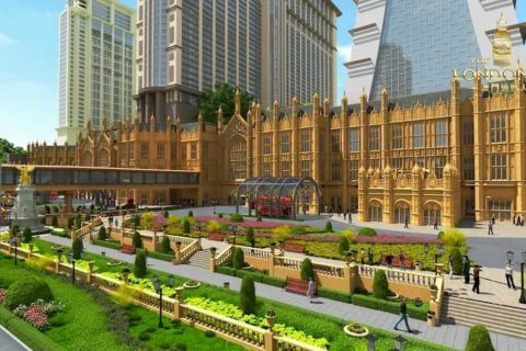 SANDS CHINA CONFIRMS FEBRUARY LAUNCH FOR THE LONDONER