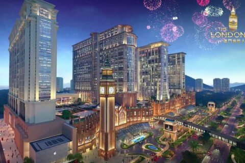 THE LONDONER MACAO TO LAUNCH PHASE 1 ON 8 FEBRUARY