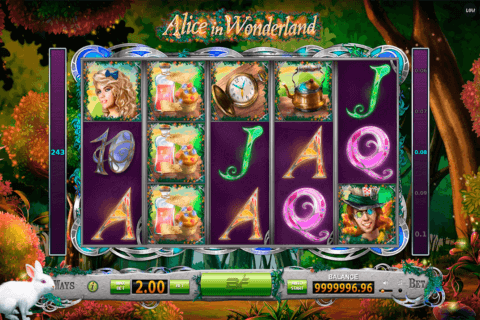 alice in wonderland bf games casino slots