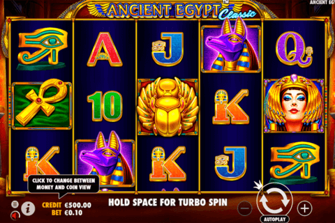 ANCIENT EGYPT CLASSIC PRAGMATIC CASINO SLOTS