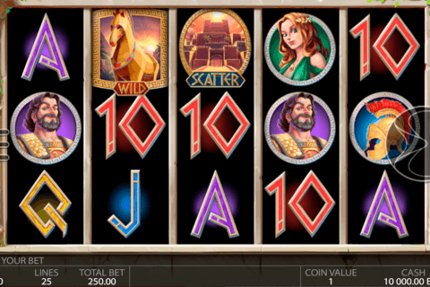 ANCIENT TROY ENDORPHINA CASINO SLOTS