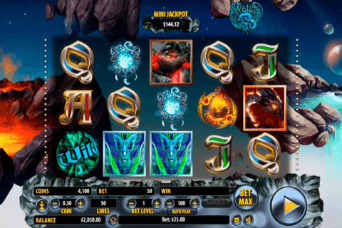 ARCANE ELEMENTS HABANERO CASINO SLOTS