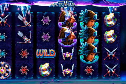 ARCTIC VALOR MICROGAMING CASINO SLOTS