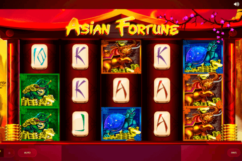ASIAN FORTUNE RED TIGER CASINO SLOTS