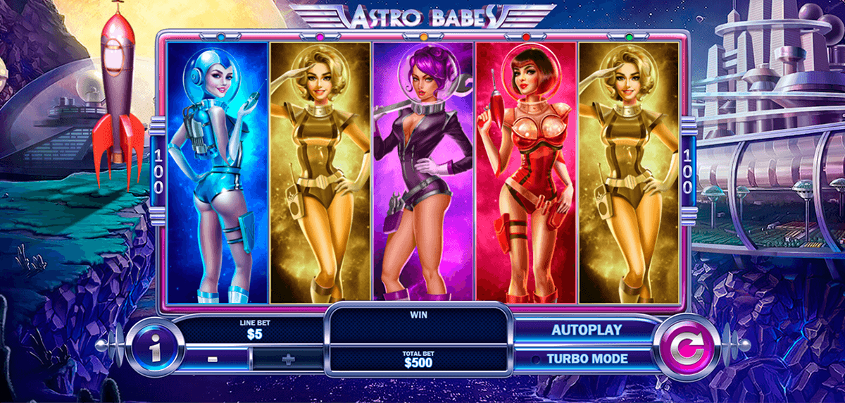 astro babes playtech casino slots