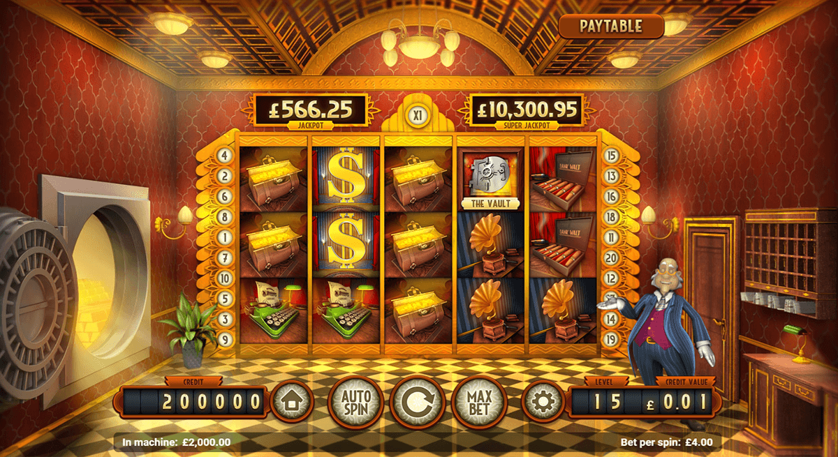 BANK WALT MAGNET GAMING CASINO SLOTS