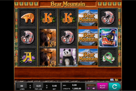 BEAR MOUNTAIN HIGH5 CASINO SLOTS