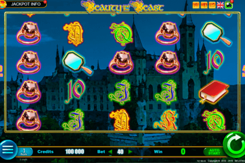 BEAUTY AND THE BEAST BELATRA CASINO SLOTS