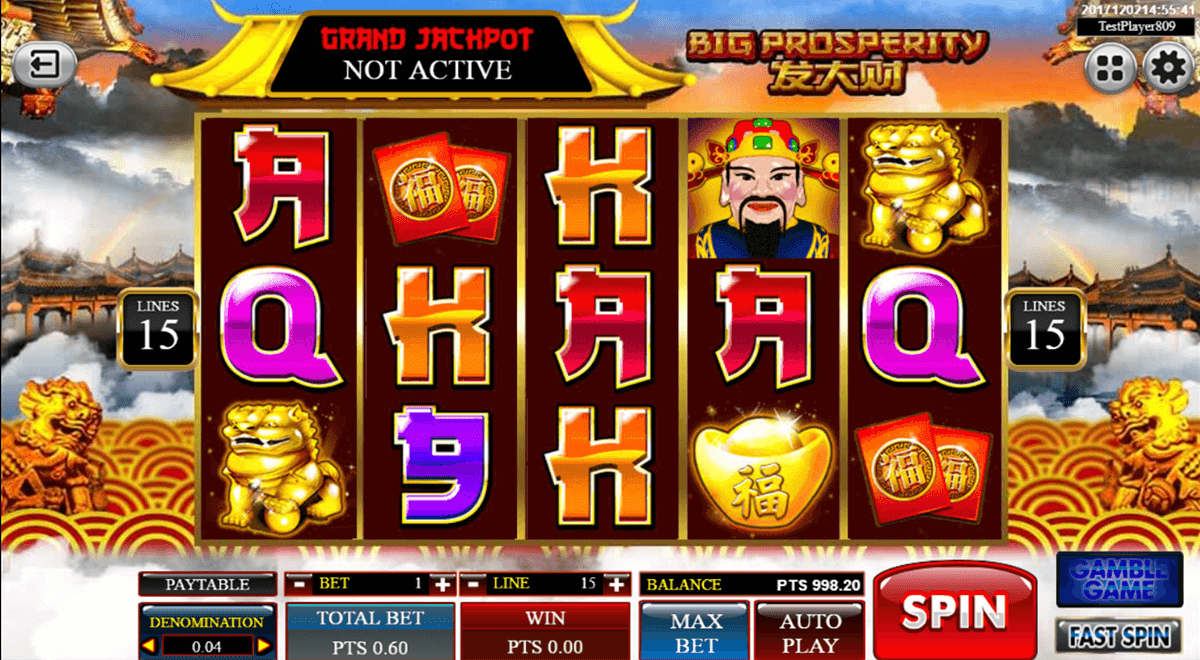 Big foot spadegaming casino slots Pasinler
