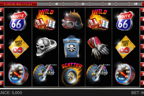 BIKERS GANG SPINOMENAL CASINO SLOTS