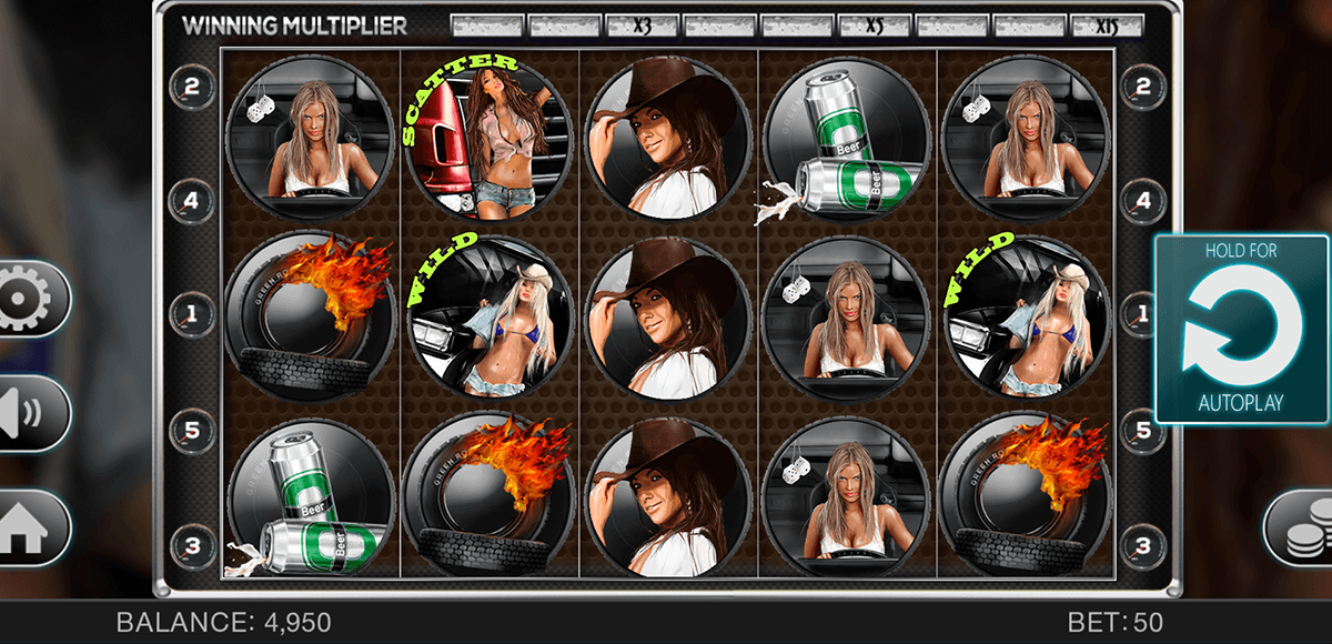 Blazing Tires Slot Machine - Play Free Casino Slots Online