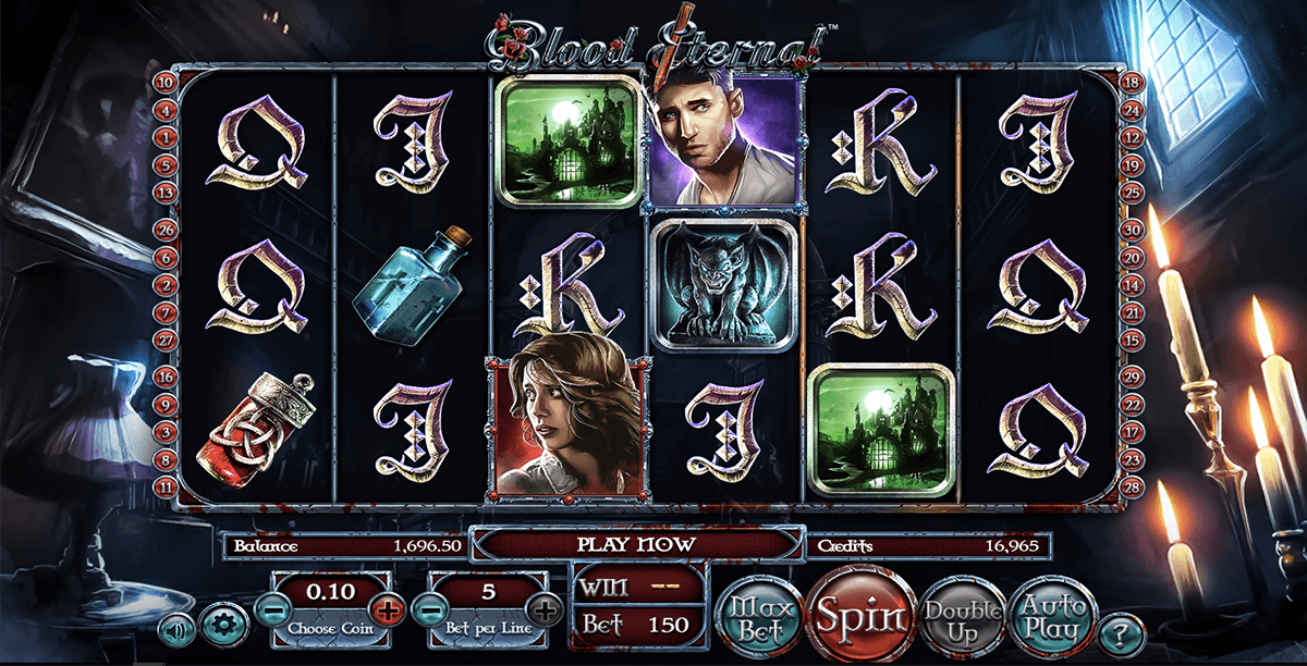 Blood Eternal Slot Machine Online ᐈ BetSoft™ Casino Slots