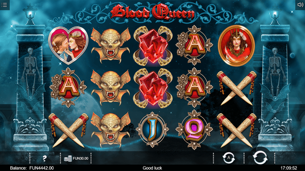 Spiele Blood Queen - Video Slots Online
