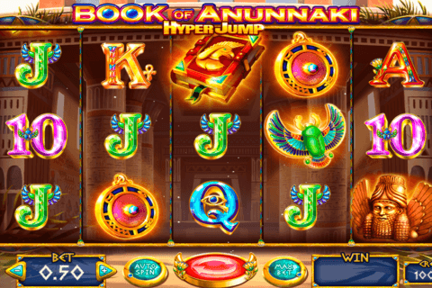 BOOK OF ANUNNAKI FELIX GAMING CASINO SLOTS
