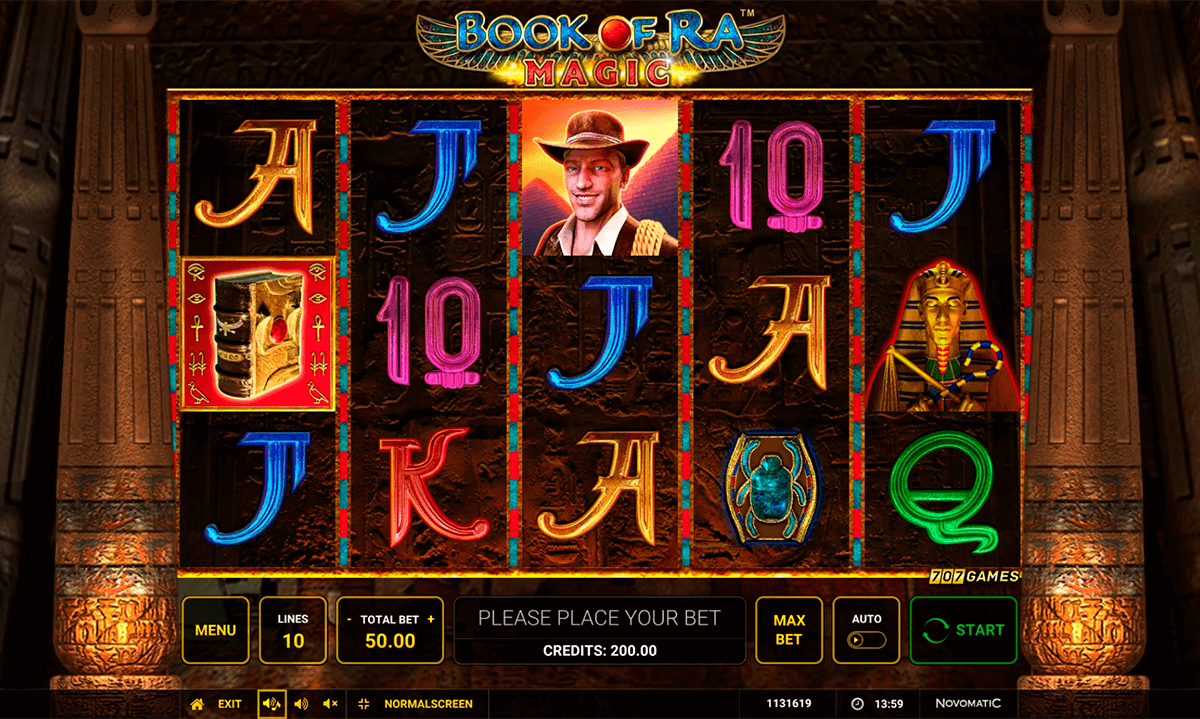 Bookofra Casino