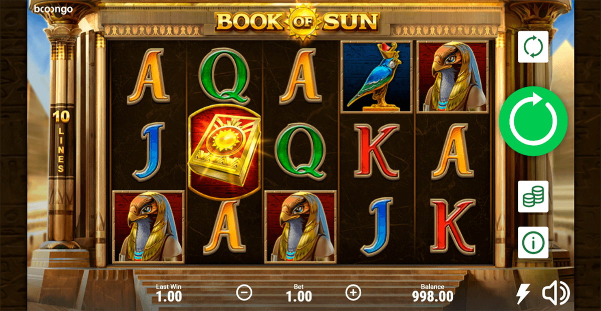 book of sun booongo casino slots