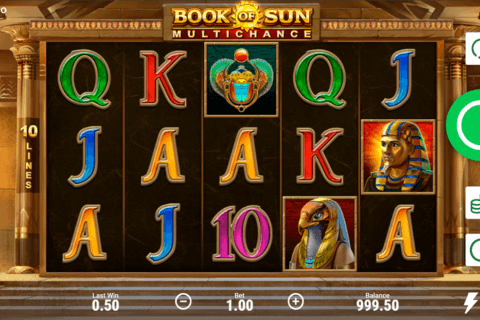 BOOK OF SUN MULTI CHANCE BOOONGO CASINO SLOTS