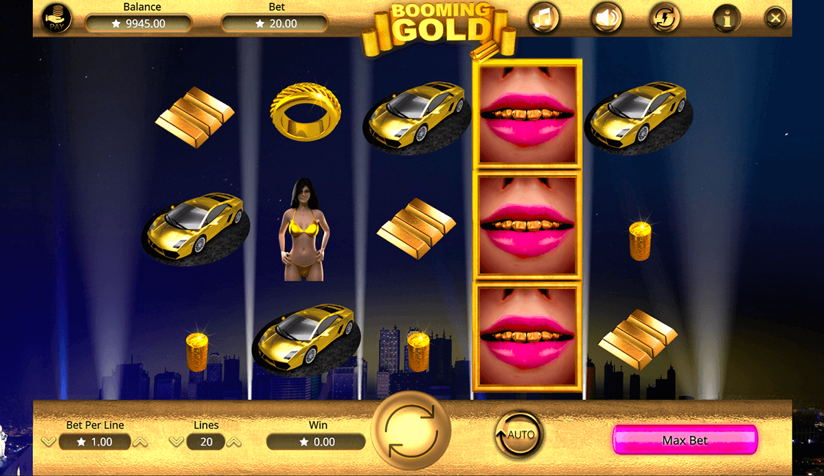 booming gold booming games casino slots