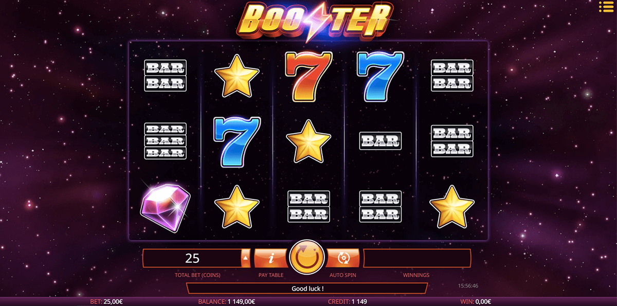 booster isoftbet casino slots