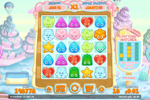 CANDY KINGDOM MAGNET GAMING CASINO SLOTS