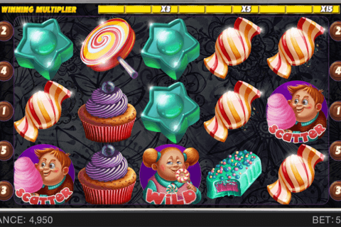 CANDY SLOT TWINS SPINOMENAL CASINO SLOTS