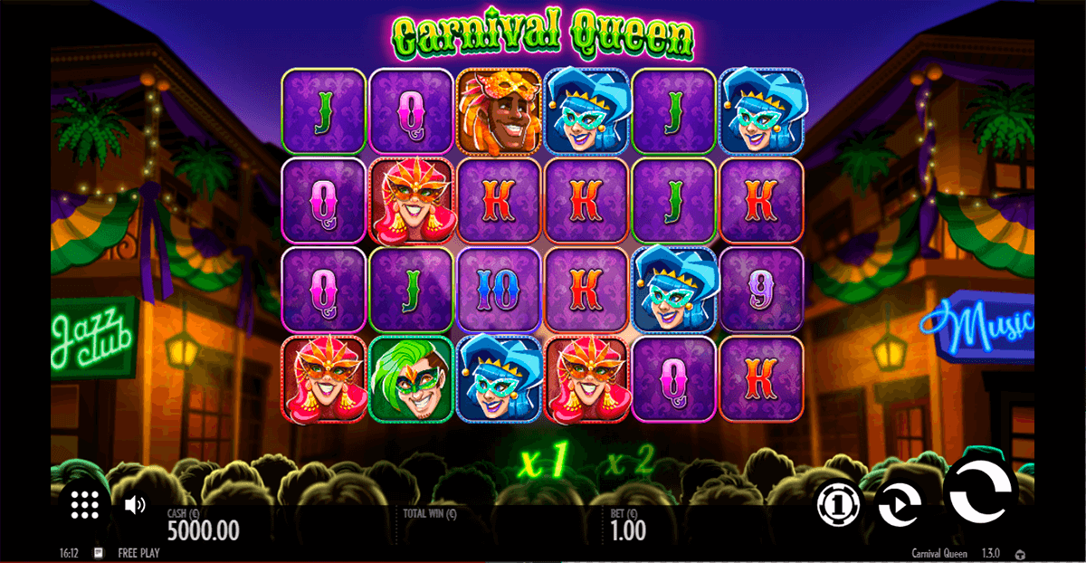 Latest carnival queen thunderkick casino slots quincy video]