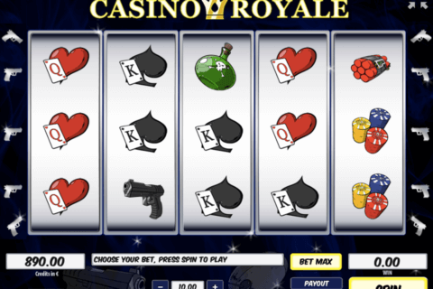 CASINO ROYALE TOM HORN CASINO SLOTS