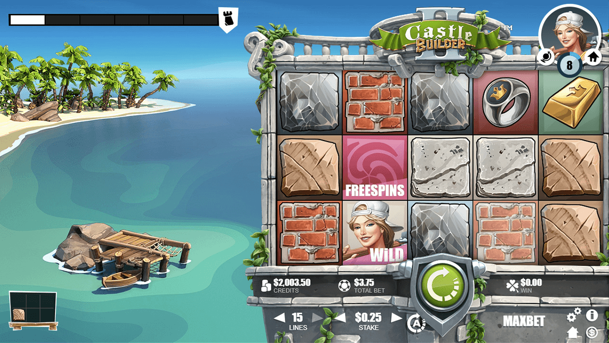 castle builder ii rabcat casino slots