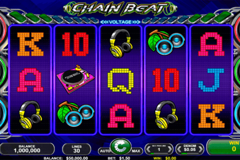 CHAIN BEAT SPIN GAMES CASINO SLOTS