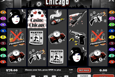 CHICAGO TOM HORN CASINO SLOTS