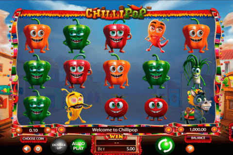 CHILLIPOP BETSOFT CASINO SLOTS