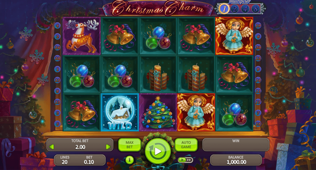 Spiele Christmas Charm - Video Slots Online