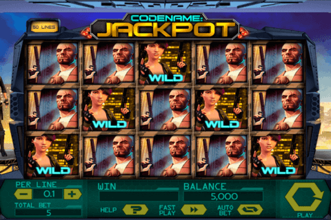 CODE NAME JACKPOT SPINOMENAL CASINO SLOTS