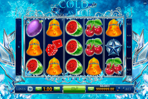 COLD AS ICE BF GAMES CASINO SLOTS