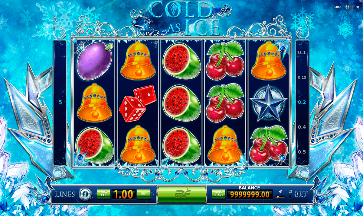 Spiele Cold As Ice - Video Slots Online