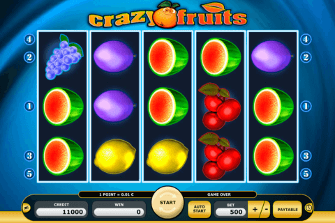 CRAZY FRUITS KAJOT CASINO SLOTS