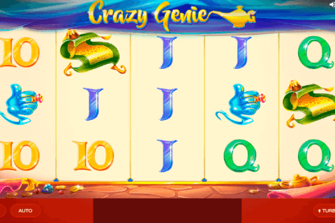 CRAZY GENIE RED TIGER CASINO SLOTS