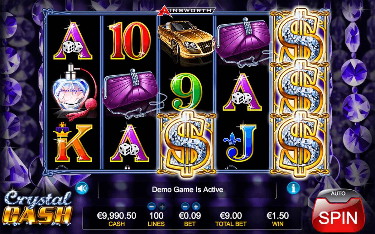 Crystal Mystery Slots - Win Big Playing Online Casino Games