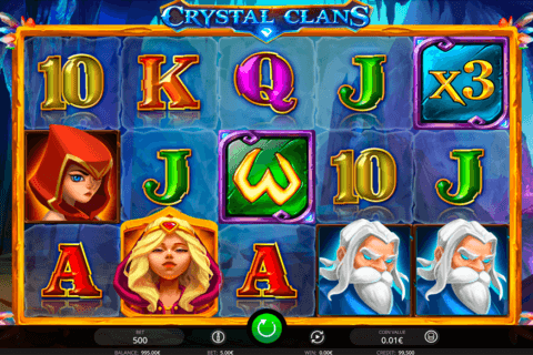 CRYSTAL CLANS ISOFTBET CASINO SLOTS